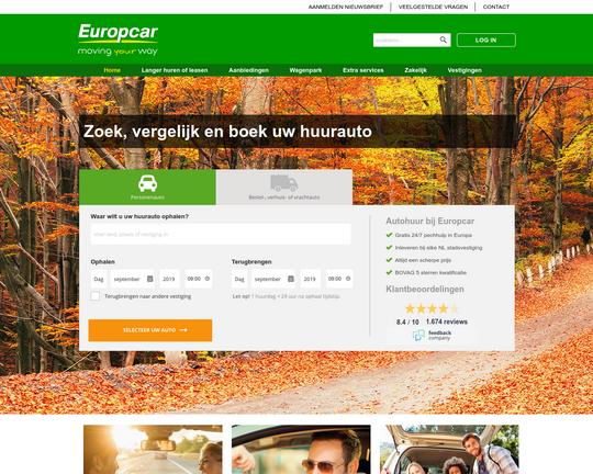 Europcar eindhoven