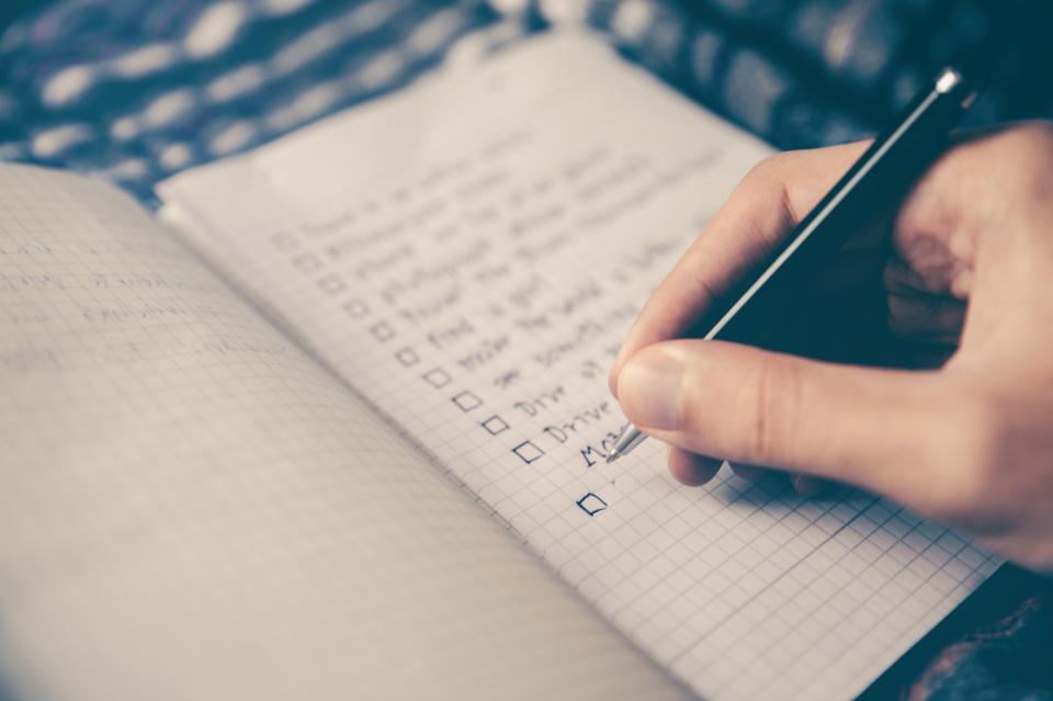 autoverhuur checklist